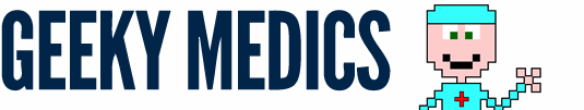 Geeky Medics logo