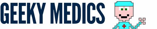 Geeky Medics logo