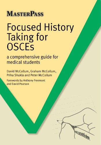 history taking in medicine pdf