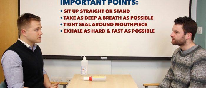 PEFR Key Points