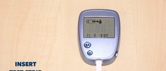Capillary blood glucose