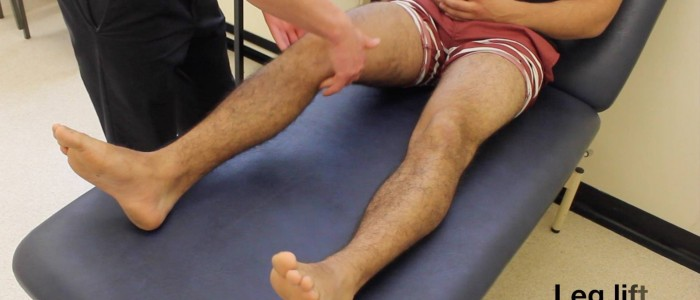 Lower limb tone
