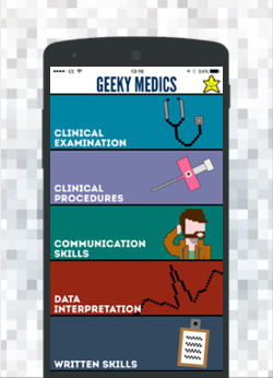 Geeky Medics App