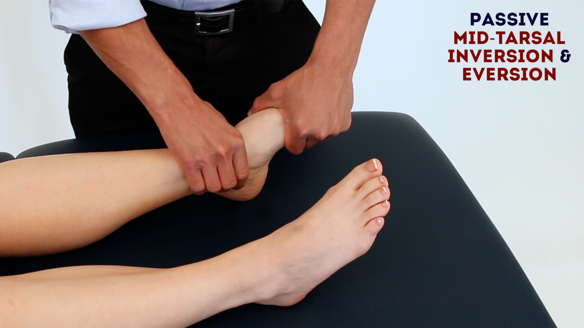 Ankle and Foot examination - OSCE guide | Geeky Medics
