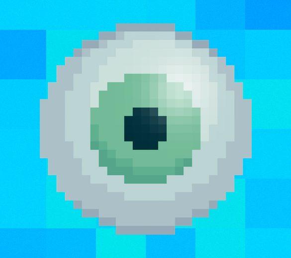 eye post pic