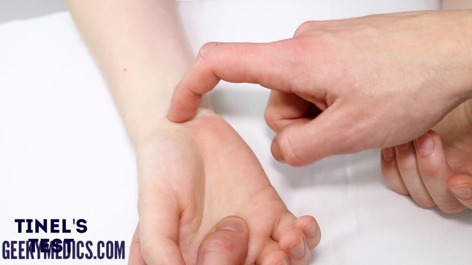 Hand Wrist Examination Osce Guide Geeky Medics
