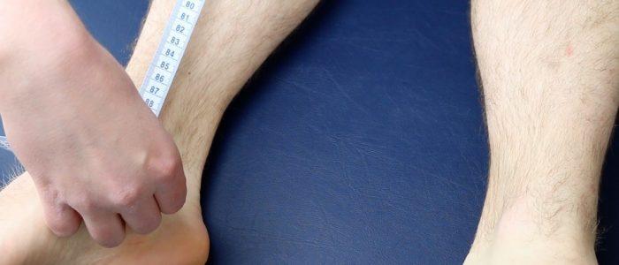 Measure true leg length