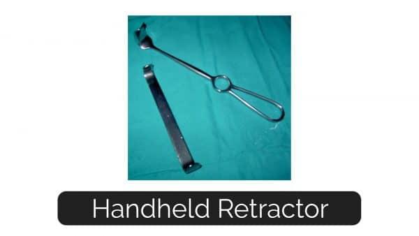 Handheld Retractor